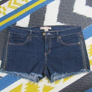 2.1 Denim  Women's Short Shorts Size 28